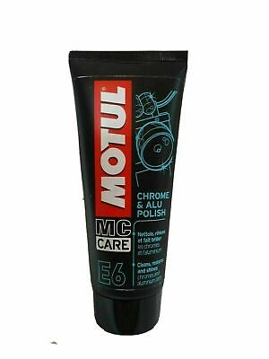 Motul Alu Chrom Politur E6 Chrome & Alu Polish 100 ml