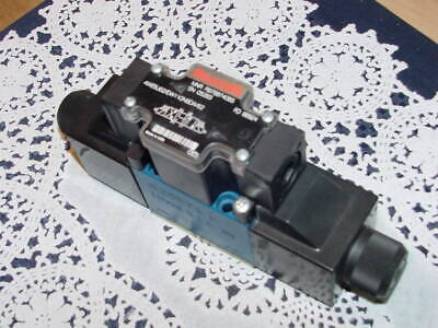 Rexroth MNR R978874065, Directional Control Valve,120 Volt, 60 Hz, NEW!
