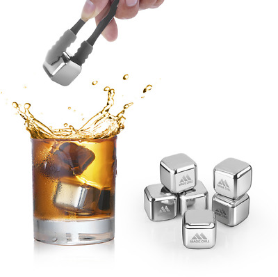 SILLYCONE Dapper Dippers 3D Ice Tray Molds With Plastic Sticks for Whisky Gin Vodka Rum 1