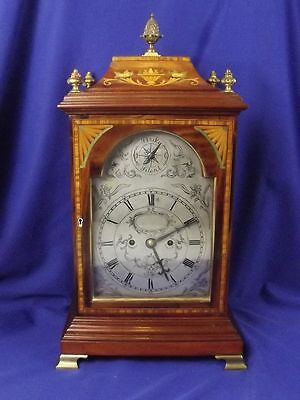 c1800 Fine Quality Parquetry Striking Bracket Clock