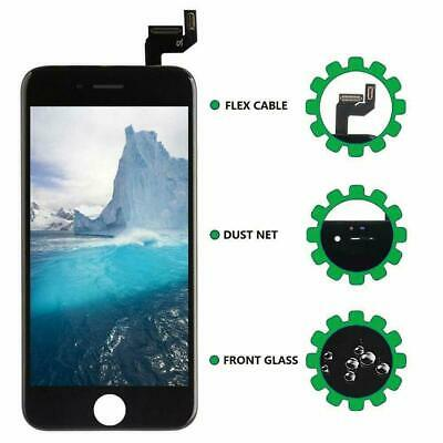 For Apple iPhone 6S Digitizer LCD Screen Replacement With Genuine 3D Touch Black
