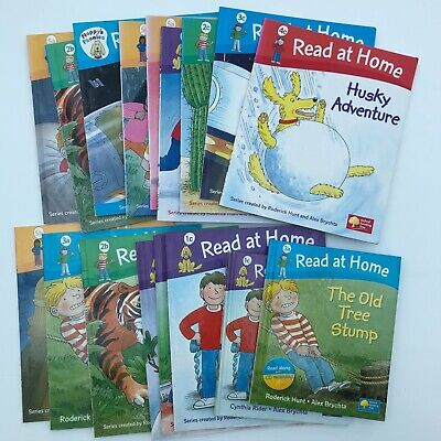 🌈💖OXFORD READING TREE 🌿Biff, Chip, Kipper Read at Home LEVEL 1 2 3 4 5 CHOOSE