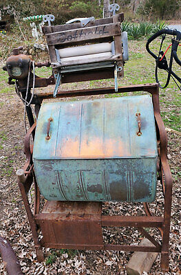 ANTIQUE COFFIELD WASHING MACHINE 1900's