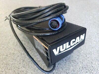 Vulcan TIG Welding Foot Pedal Remote Control Infinite Amperage 63895 (8951)