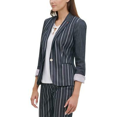 Alfani Womens Suit Separate Office Wear Duster Blazer Jacket BHFO 3719