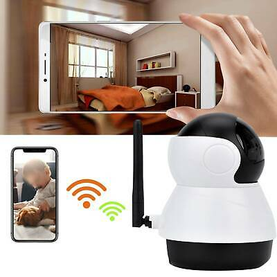 HD Night Vision Wireless WiFi Smart Home Security CCTV Camera Video Baby Monitor
