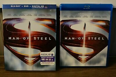 Get Man Of Steel 4K Slipcover Images