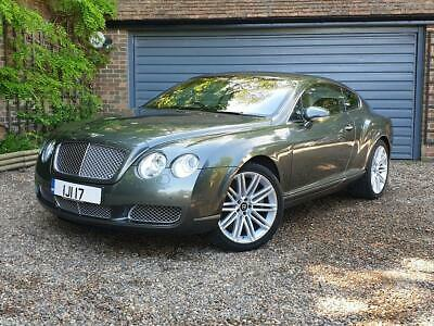 2005 Bentley Continental 6.0 GT Mulliner Spec, Only 58000 miles