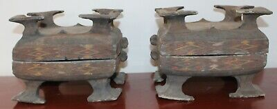 A Pair Of Chinese Warring States Ritual Dings