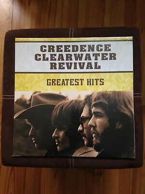 Creedence Clearwater Revival-Greatest Hits Vynil