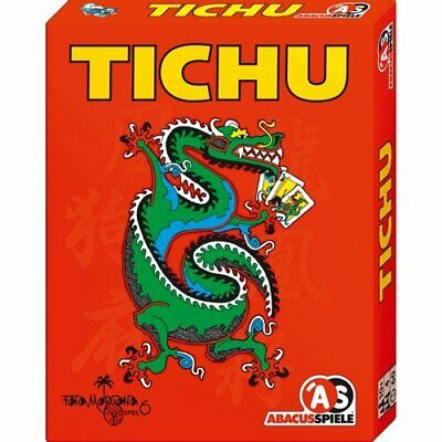 German Tichu Pocket Box Nuovo by Abacus Spiele