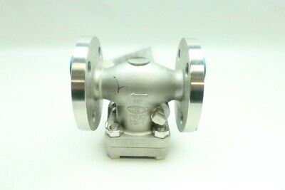Aloyco 377 Stainless Flanged Check Valve 1in 150