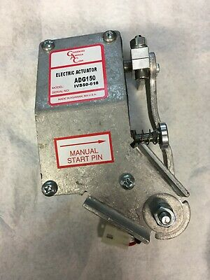 Governors America Corp. ADG150 Electric Actuator