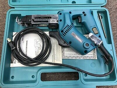 MAKITA 6830 Corded Auto Feed Screwdriver 0-4700 RPM 115V 4.3AMP
