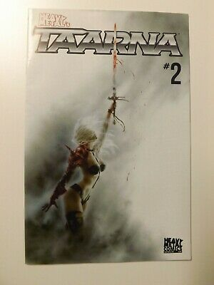 Taarna #2 Cover A (Heavy Metal)