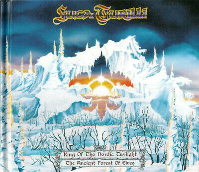 Luca Turilli - 2005  King Of The Nordic Twilight & The Ancient Forest (Digibook)