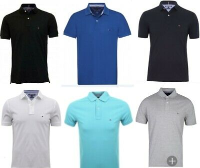 Tommy Hilfiger mens short sleeve polo t shirts SALE