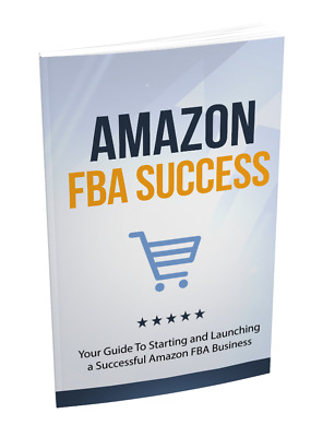 Amazon FBA Success Complete Guide 2019 eBook PDF With Master Resell Rights+Free