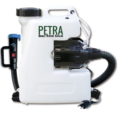 Petra Backpack Electric ULV Fogger