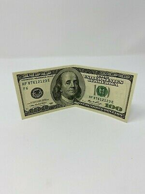 Old Style One Hundred US Dollar Bill $100 (Circulated - Pre 2013 Redesign) RARE
