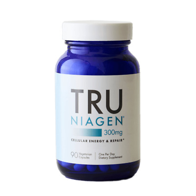 TRU NIAGEN - 300mg 90 Capsules for 3 Months Supply
