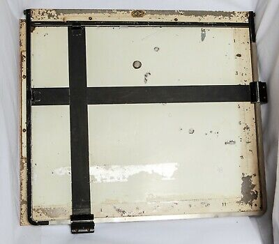 Gnome Enlarging Easel - 10 x 12 inches - Vintage Metal Easel in Usable Condition