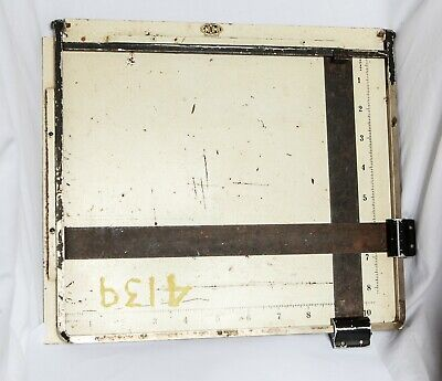 Gnome Enlarging Easel - 10 x 8 inches - Vintage Metal Easel in Usable Condition