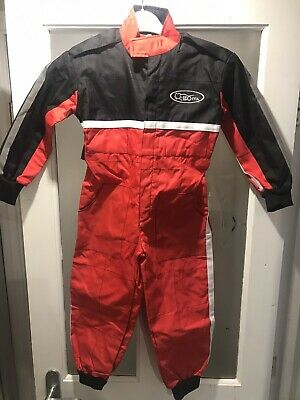 LEO-MX Childs Motorcross Suit Size Small (5-6yrs)
