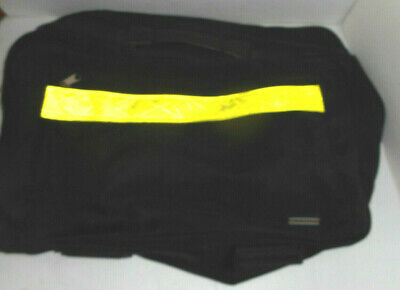 ML Kishigo  Reflective Mesh Work Duffle Bag With Pockets, Yellow/Lime
