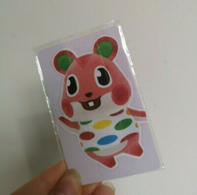 Animal Crossing Amiibo Cards- Fan Made Unofficial NFC cards- Any Character!
