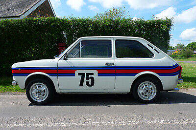 Seat 133 - 1975 - Extremely Rare - Rock Solid Car - Very Cool & Unusual Not Fiat