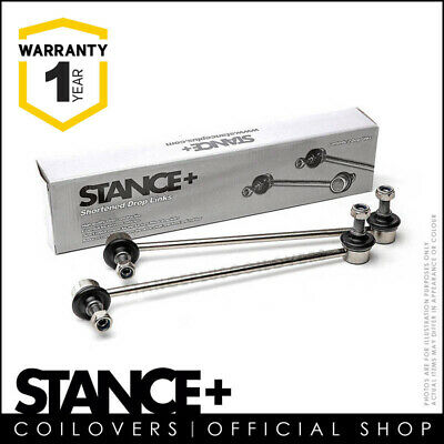 Stance+ Short Shortened Front Anti Roll Bar Drop Links 300mm (M12x1.5) DL7