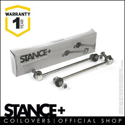 Stance+ Short Shortened Front Anti Roll Bar Drop Links 240mm (M10x1.5) DL6