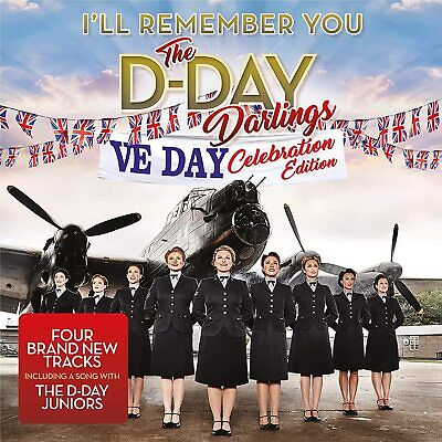 D-Day Darlings - Ve Day Celebration Edition Cd Album New (8Th May)