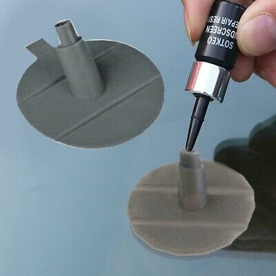 Automotive Glass Nano Repair Fluid Car DIY Window Glass Crack Chip Repair Tools