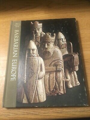 Time life books, great ages of man, Barbarian Europe