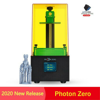 ANYCUBIC Photon Zero Photocure 3D Printer High Precision Off-line Print UV Resin