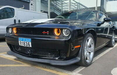 American Muscle Dodge Challenger 3.6 V6 Petrol 305BHP Coupe Black 2016 49K Miles