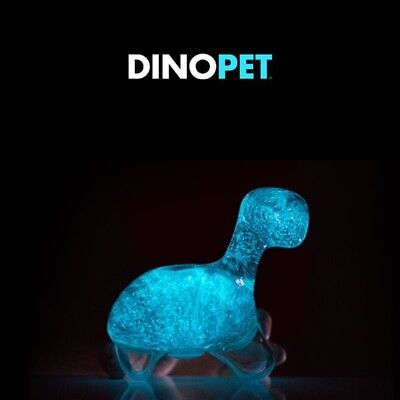 NEW BioPop DinoPet. RARE! Discontinued! DINO ONLY- DINOFLAGELLATES NOT INCLUDED