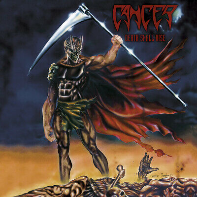 CANCER - Death Shall Rise  [Re-Release]  CD