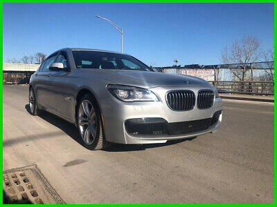 2014 BMW 7-Series xDrive 2014 xDrive Used Turbo 4.4L V8 32V Automatic AWD Sedan Premium