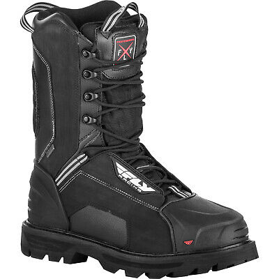 FLY Racing Boulder Snowmobile Boots Winter Snow Waterproof Riding Boots