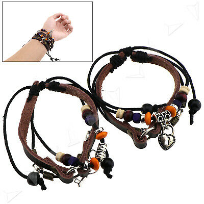 2 x Lock and Key Couples Bracelets Lovers Bracelet Friendship Newest