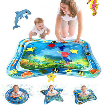 Baby Infant Toddlers Inflatable Water Large Mat Cushion Toy Novelty Play