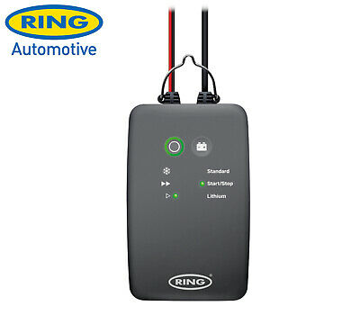 Ring Automotive RSC706 6A Advanced Smart Maintenance Battery Charger All Types