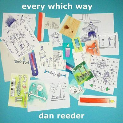 Dan Reeder - Every Which Way CD ALBUM NEW (5TH JUNE)