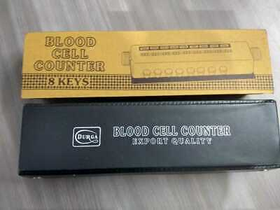 Blood Cell Counter 8 Keys Lab Equipment
