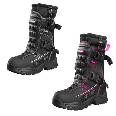 Womens Castle X Barrier 2 Snowmobile Boots Winter Snow Waterproof Riding Boots