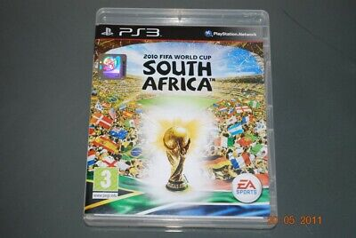 2010 FIFA World Cup South Africa PS3 Playstation 3 **FREE UK POSTAGE**