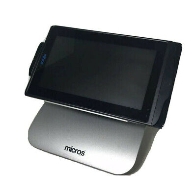 Micros mStation POS Tablet & Stand 400374-020 Touchscreen - See Description